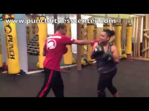 #3 Pad Work with Miguel - Punch Fitness Center / Harlem