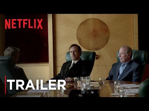 Better Call Saul   Series Trailer [HD]   Netflix
