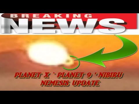 "Planet x Nibiru Update Today """"Planet 9 Same as X"""" Forensic Show"