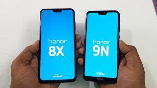 Honor 8X vs Honor 9N Speed Test   TechTag