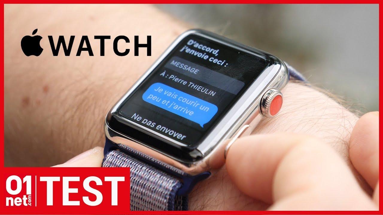 eefc47cd2ddf92 Test Apple Watch Series 3   cette version 4G vaut-elle le coup ...