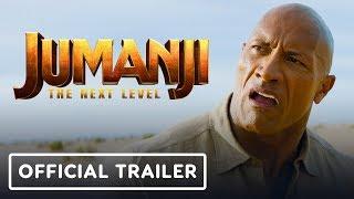 Jumanji: The Next Level - Official Trailer (2019) Dwayne Johnson, Kevin Hart