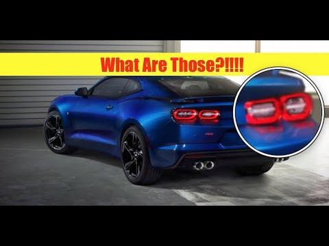 Mustang Bullitt In Black -  Camaro Refresh!