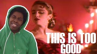 First Time Hearing Madonna - La Isla Bonita (REACTION!!!)