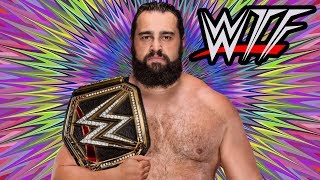 WWE SmackDown Live WTF Moments   Rusev On Fire, AJ Styles Is Terrified