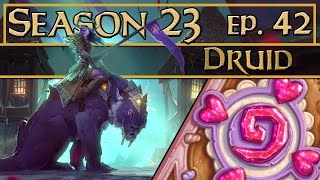 Hearthstone: Kolento plays midrange druid (#42)