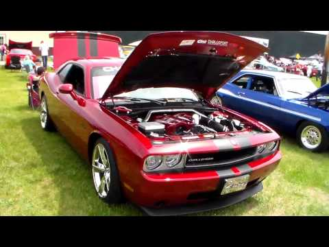 2013 Saratoga Nationals Auto Show Part 2