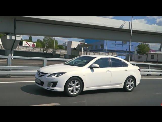 Mazda 6 за 600 000 рублей.Anton Avtoman.