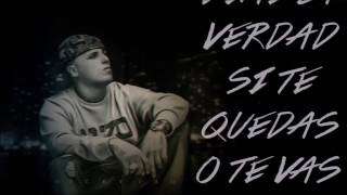 Nicky Jam - Dime La Verdad Te Quedas O Te Vas    Ft. Mcm