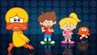 NEDEN SÖYLEMİYORSUN - Sevimli Dostlar Eğitici Çizgi Film Çocuk Şarkıları Videoları