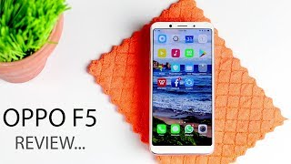 OPPO F5 Review - Superb Display But.....