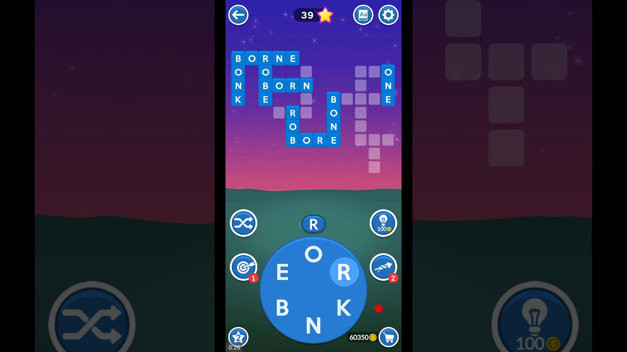 WORD TOONS LEVEL 2102 ANSWERS