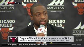 "Dwyane Wade: ""Chicago Bulls is Jimmy Butler"