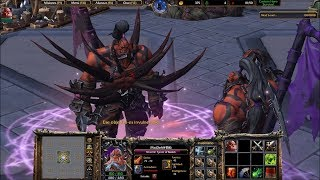Warcraft 3 Reforged - Custom Hero Survival - Maestros de las espadas