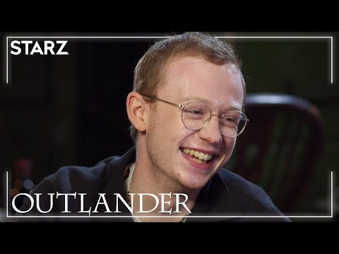 Outlander  Entertainment Tonight s John Bell  STARZ