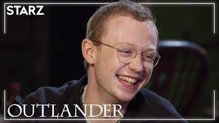 Outlander | Entertainment Tonight Interviews John Bell | STARZ