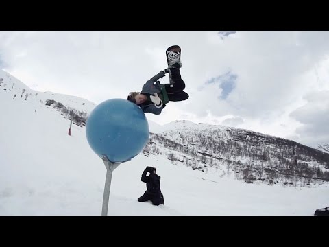 Street Snowboarding Slam Reel Method Movie