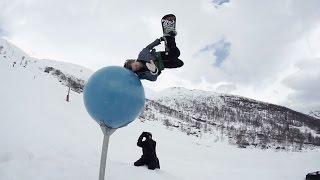 Street Snowboarding Slam Reel | Method Movie