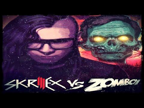 Darsec - Skrillex vs Zomboy Set (Continuous Mix)