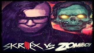 Skrillex vs Zomboy Set (Continuous Mix)