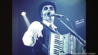The Tiger Lillies - Another Glass of Wine - Live@Sentrum, Kiev [09.05.2014]