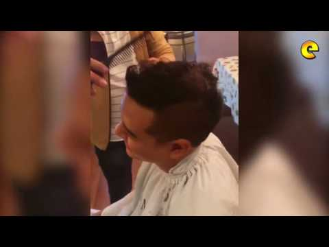 John Lloyd Cruz Gets A Haircut Sports A New Hairdo