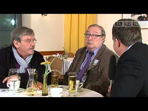 Erfurter Herbstlese: Jaecki Schwarz und Wolfgang Winkler