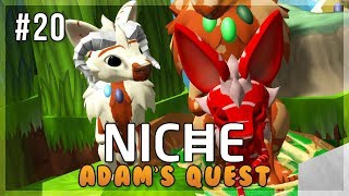 The Cycle of Rebirth! | Niche Let's Play • Adam's Quest - Episode 20