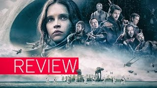 ROGUE ONE: A Star Wars LOVE Story   Review   Kritik