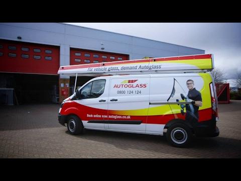 Autoglass - Sebastian Sharp, Assistant Fleet Manager of Autoglass discusses the benefits of using the euroShell fuel card.