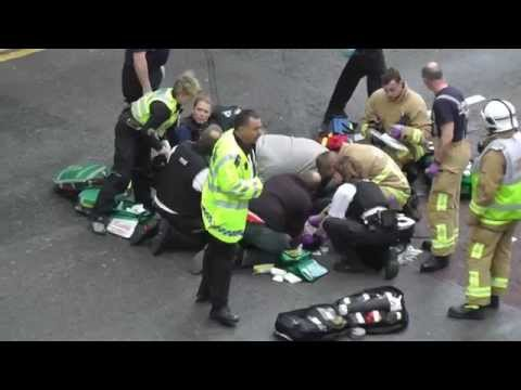 LHR Heathrow Airport - Serious Incident  - 10 May 2014