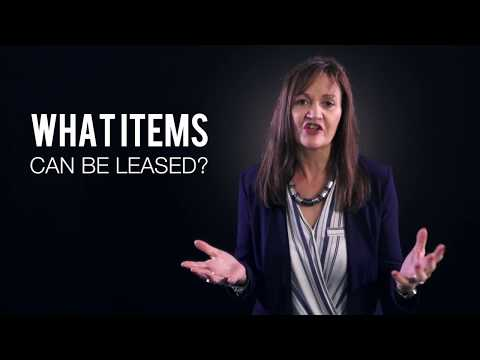 Landlord Smart | What goods do we support Lease Finance for?