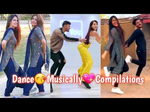 """BEST """"INDIAN MUSICALLY😘DANCE COMPILATION VIDEOS 2019"""" NEWEST DANCE TIK TOK MUSICAL.LY 