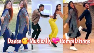 Best Andquotindian Musically😘dance Compilation Videos 2019andquot Newest Dance Tik Tok Musical.ly  Hit Dance
