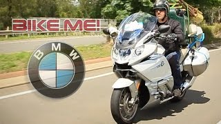 BMW K 1600 GTL Exclusive - BIKE ME!