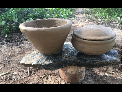 Primitive Survival Skills: Primitive Pottery Technology