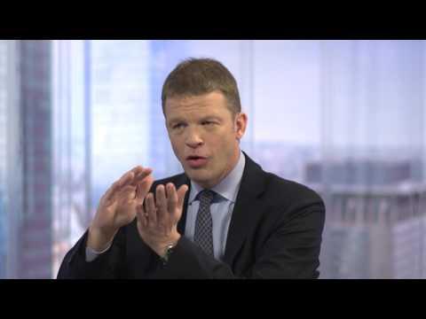 Christian Sewing, Vorstand Privat- und Firmenkunden, zur Deutschen Bank der Zukunft