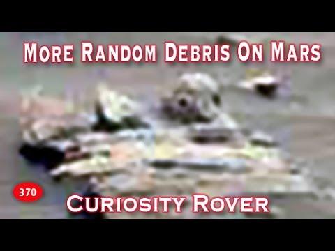 More Random Debris On Mars - Curiosty Rover