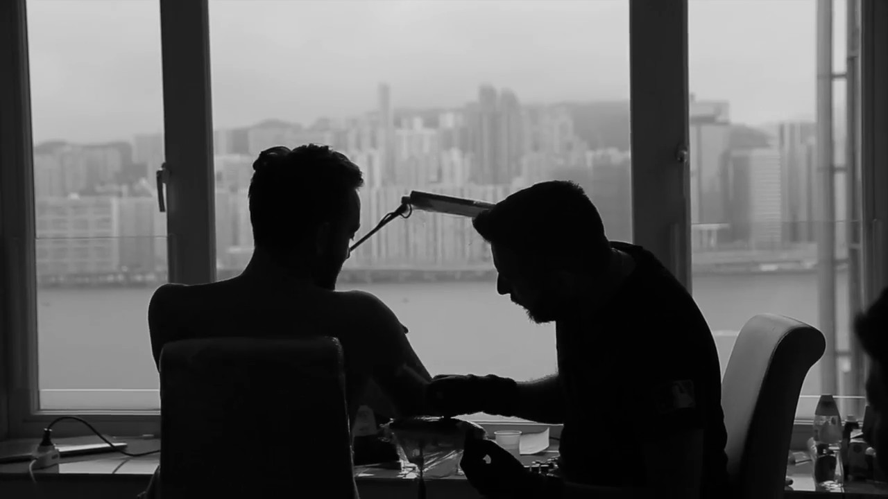 Gianluca Ferraro Tattoo - Hong Kong - Kowloon