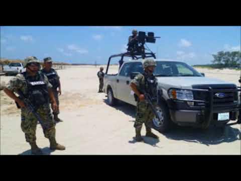 Marina abatió a 670 narcos en 407 enfrentamientos desde 2006