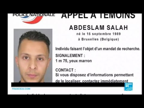 Paris attacks: Key suspect Salah Abdeslam transferred from Belgium to France