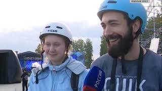 Экстрим-шоу в Челябинске