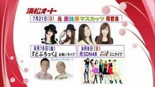 2013/7/9~9/30 浜松オート天王山決戦シリーズ イベント情報 7/21 元恵...