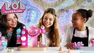 LOL Surprise! | Fizz Factory :30 Commercial | Baby Doll Surprise Toys