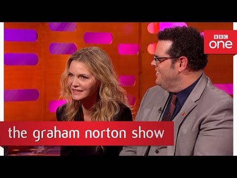 Michelle Pfeiffer on being mentioned in Uptown Funk - The Graham Norton Show:  - BBC One