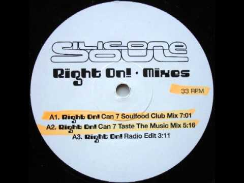 Silicon Soul feat . Louise Clare Marshall - Right On! (Can 7 Taste the Music mix)