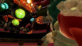 Sonic Unleashed (360) - Part 8 - Eggmanland / Egg Dragoon