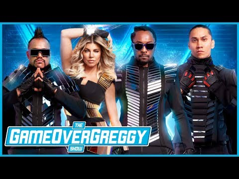 Recasting The Black Eyed Peas - The GameOverGreggy Show Ep. 188 (Pt. 4)