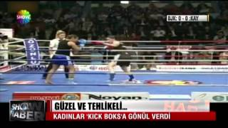 Gambar cover Süreyya AĞIL Kick Boks'u Show tv'ye anlattı