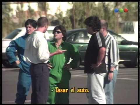 Cámara cómplice, Fabián - Videomatch 98